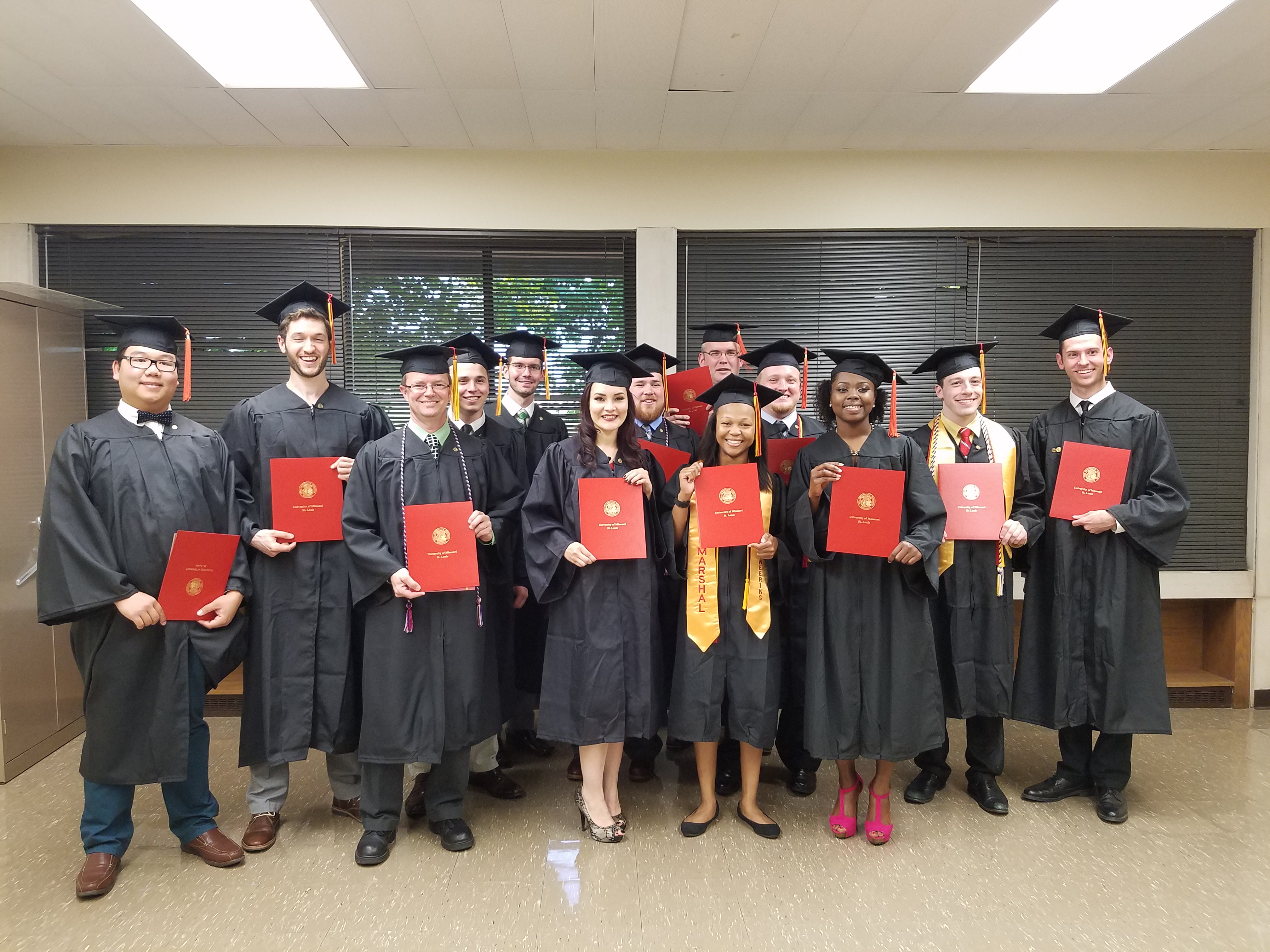 Largest graduating class