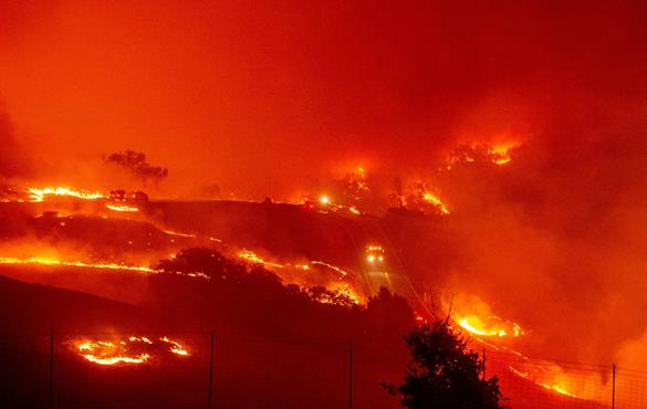 In the media: A Forecast for a Warming World: Learn to Live With Fire