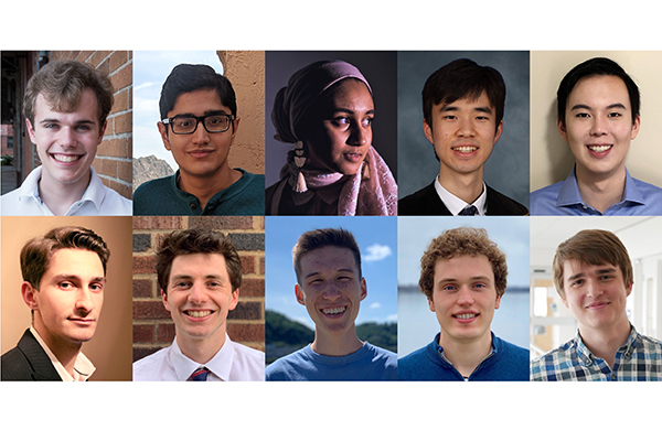 Meet the Class of 2020 of valedictorians