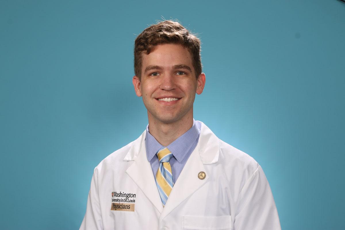 David Giles. Photo courtesy of the School of Medicine